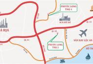 Cần bán 2 nền 500m2, đường mặt tiền nhà nước mở, có sổ hồng riêng mỗi nền, chỉ với 670 triệu/ nền