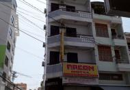 Cho thuê nhà 6 tầng mặt tiền đường Bạch Đằng Nha Trang.