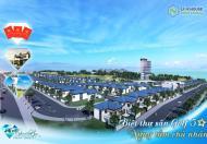 14.5 tỷ - Bán đất biệt thự Phan Thiết, Diamond Bay,  đã có sổ, 10 x20m