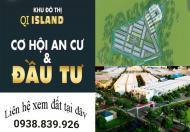 Siêu Đô Thị Hiện Đại compound - Qi island Hotline 0938839926 3 tỷ 75m2 Ngô Chí Quốc