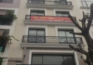 Cho thuê MBKD tầng 1+2 MT 8m mặt phố Nguyễn Văn Huyên quận Cầu Giấy
