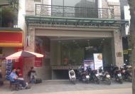 Cho thuê mặt bằng kinh doanh phố Nguyễn Văn Huyên, Cầu Giấy. DT 140m2, giá chỉ 75tr/th với MT 8m