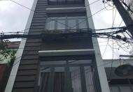 Bán gấp nhà 5 tầng, HXH, kinh doanh, đường Nguyễn Kiệm, quận Phú Nhuận. 45m2.