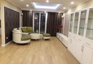 Bán gấp căn hộ 146m MD Complex, 3PN, 2WC, căn góc ban công Đông Nam, full đồ, giá 26tr/m 0964189724