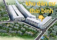 Đất nền Khu Dân Cư Thái Bình - Vị trí đẹp , đầu tư sinh lời cao