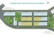 Cơ hội đầu tư giai đoạn 1 dự án Đất nền dự án Eco Gardenia Hải Phòng giá chỉ từ 1.3 tỷ/lô