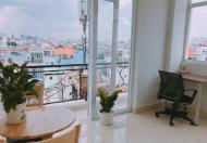 Cho thuê căn hộ mini 40m2 , trang bị đầy đủ nội thất, thoáng mát, dọn vào ở ngay.