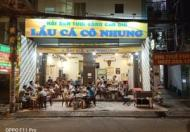 Sang nhượng Quán Nhậu khu trung tâm Quận Tân Phú, TPHCM.