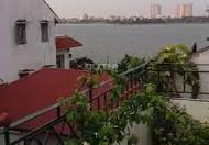 Bán biệt thự Hồ Tây, Võng Thị, DT145m2, MT 10,35m khu vip, giá 22.3 tỷ lh 0917353545