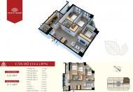 Căn hộ chung cư cao cấp dự án VINATA tower đã bàn giao 80%. giá chỉ từ 2,6tỷ căn 87m2. Giá tốt nhất khu vực.