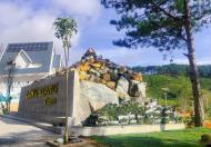 Nền biệt thự Lang Biang Town - Lộ trình CĐT chuẩn bị trăng giá 18-29 tr/m2 lh : 0936 995 017
