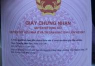Chính chủ cần bán lô đất CL25 Lô 09 tại dự án KĐT Đình Trám Sen Hồ, Đường Quốc lộ 37, Xã Hồng