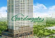 Bán chung cư Garden Gate Novaland 2 phòng ngủ full nội thất giá 3.7 tỷ
