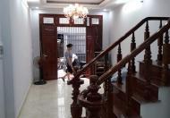 Bán nhà mới xây đẹp Đê Trần Khát Chân 50m 5tầng giá 3.8 tỷ QHBT