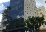 Bán nhà mặt tiền Hùng Vương, Phường 1, Quận 10, 8x25m, 6 lầu, giá 58 tỷ, công nhận 170m2