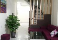 Bán nhà mới Trương Định 52m 5tầng 3,6mặt tiền giá 4,3 tỷ QHBT