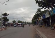 Cần bán 2 nền đất mặt tiền đường 60m, trung tâm Thị trấn Bến Lức, Long An, giá 1,1 tỷ/nền 5x16m
