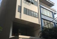 Cho thuê nhà Trung Yên 6, Trung Hòa, Cầu Giấy. 100m2 x 5 tầng, thông sàn, mặt tiền 6m. giá 50tr