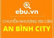 Bán nhanh căn hộ 3PN 83m2  tòa A2 tầng trung chung cư An Bình City.