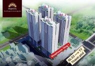 Bán shophouse chân tòa chung cư cổng trường ĐH Thành Đô, 119m2; 45 triệu/m2
