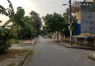 Bán lô đất 100m2, ngang 5m hướng Bắc ở Vân Tra, An Đồng.