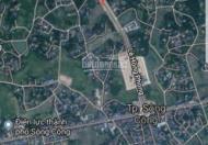 Bán lô đất nền đường Lê Hồng Phong, Sông Công, Thái Nguyên 0977 432 923