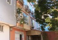 Hàng hiếm, bán nhà 80m2 mặt tiền 4.5m phân lô Vip, sân vườn 40m2 view sông Hồng Nguyễn Khoái,