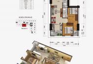 1 tỷ 50 triệu. Nhà mới chưa nhận bàn giao tòa A Gemek tower, Hoài Đức. Nhỏ xinh 2 ngủ, 2 vệ sinh, 58m2.