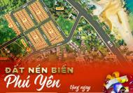 CHỉ 500 triệu có ngay sổ đỏ sát biển Phú Yên hạ tầng đã xong đầu tư hấp dẫn