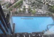 Căn hộ Landmark81 view hồ bơi 1 phòng ngủ full nội thất cần bán