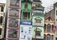 Cho thuê nhà 5 tầng tại số 287 mặt phố Nguyễn Văn Linh, Long Biên, Hà Nội