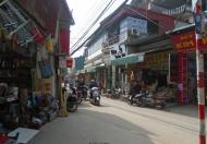 Cho thuê cửa hàng hoặc nhà tại đầu ngõ 67 Nam Dư quận Hoàng Mai Hà Nội