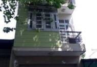 Cho thuê nhà nguyên căn 1 trệt 3 lầu, tại Đường số 10, P. 8, Q. Gò Vấp, mặt tiền HXH 8m