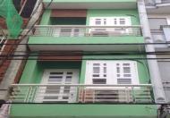 Căn hộ dịch vụ giữ tiền Hồ Văn Huê, 5 tầng, thu nhập 100 triệu/tháng.
