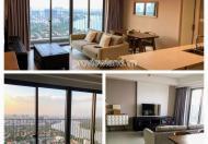 Cho thuê căn hộ 3 phòng ngủ tại Masteri Thảo Điền view sông nội thất cao cấp