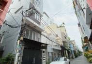 Cho thuê nhà 2 MT HXH Huỳnh Văn Bánh Phú Nhuận, Trệt lửng + 3 lầu ST giá chỉ 26tr/tháng