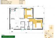 Tin hot: Cần bán căn hộ 1 phòng ngủ tại Filez en vista Quận 2