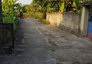 Bán đất giá rẻ ở Văn Cú, An Đồng, 610tr , 117m2