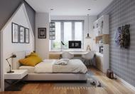 Cần cho thuê chung cư Đồng Phát, 2 phòng ngủ đồ cơ bản giá 6,5 triệu/th, LH 0912606172
