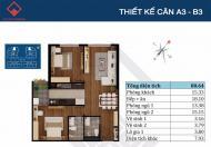 Chính chủ bán cắt lỗ căn hộ 80m2 đẹp nhất dự án Việt đức Complex tầng 16 vew công viên nhân chính, hồ điều hoà LH:0971582333