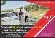 Chính chủ cần bán nhanh lô đất ngay trung tâm thị trấn Chơn Thành, sổ sẵn, sang tên ngay