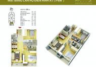 0902272077 - Cho thuê Căn hộ: 2-3-4PN, đủ đồ chung cư Discovery Complex - 302 Cầu Giấy