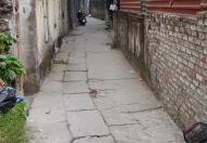 Gấp! nhượng lại trước tết mảnh đất 65m2  mặt ngõ đường cổ nhuế lh 0987697097
