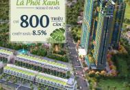 Sở hữu căn hộ nghỉ dưỡng 5* suối khoáng nóng Wyndham Thanh Thủy ven đô Hà Nội chỉ từ 800 triệu/căn với 18 đợt thanh toán kéo dài t...