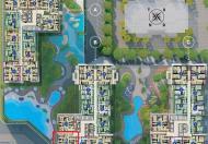 Chung cư 3 phòng Ngủ dự án The Zen Residence - Gamuda Gardens