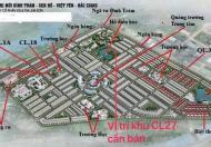 Cơ hội đầu tư đất nền hot nhất năm 2020 với dự án khu đô thị Đình Trám Sen Hồ