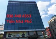 Bản lĩnh Đầu tư, tòa nhà 7 tầng hđ thuê 120 tr/th giá 20 tỷ khu Bắc Hải Quận 10.