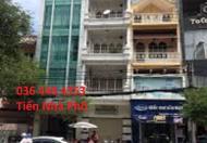 Xem thôi đừng gọi vì đắt 90m2 xây 5 tầng mặt tiền Thành Thái có 13.5 tỷ Quận 10.