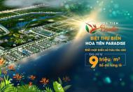 2,05 tỷ - Đầu tư có lãi ngay khu Shophouse mặt biển khu đô thị Hoa Tiên Paradise, Xuân Thành, Hà Tĩnh