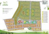 Đất nền ngay khu đô thị phụ cận sân bay QT Long Thành - BRVT - xây dựng tự do - 1/500 - thanh toán dài hạn